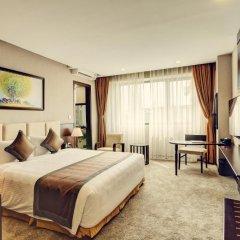 Muong Thanh Hanoi Centre Hotel 3* Номер Делюкс с различными типами кроватей фото 3