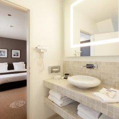 Best Western Premier Hotel Weinebrugge 4* Улучшенный номер с различными типами кроватей фото 4