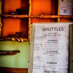 Hotel Cuna Maya Копан-Руинас удобства в номере фото 2