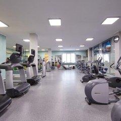 Гостиница Березка фитнесс-зал фото 4