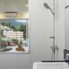 Отель Chic Condominium ванная фото 2