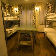 Seyyah Hostel Кровать в общем номере двухъярусные кровати фото 17