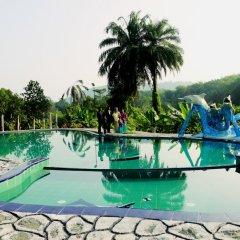 Отель Manikgoda Tea Paradise бассейн фото 3