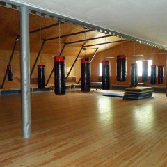 Hotel Dombay фитнесс-зал фото 2
