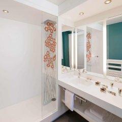 Отель Mercure Lyon Centre Château Perrache 4* Улучшенный номер с различными типами кроватей