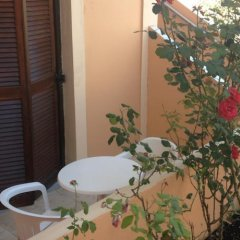 Апартаменты Eleni Apartments балкон