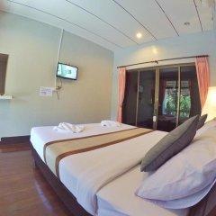 Отель Marina Hut Guest House - Klong Nin Beach 2* Стандартный номер с различными типами кроватей фото 14