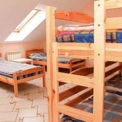Хостел Х.О. Кровать в общем номере с двухъярусной кроватью фото 15