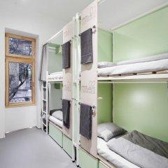 Flow Hostel Кровать в общем номере фото 13