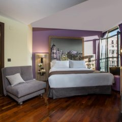 Leonardo Hotel Madrid City Center 3* Номер Комфорт с различными типами кроватей фото 3