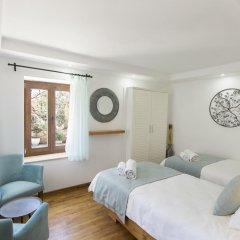 Old Town Hotel Kalkan 4* Стандартный номер с 2 отдельными кроватями фото 3