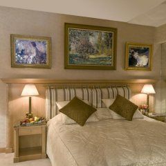 Отель Warwick Brussels 5* Люкс Royal с двуспальной кроватью фото 4