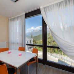 Апарт-Отель Skypark Улучшенные апартаменты с 2 отдельными кроватями фото 2