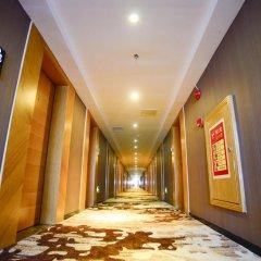 Отель Insail Hotels Railway Station Guangzhou 3* Номер Делюкс с двуспальной кроватью фото 5
