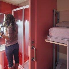 Barcelona Urbany Hostel Кровать в женском общем номере с двухъярусной кроватью фото 5