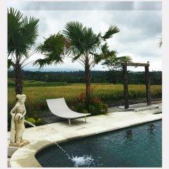 Отель Ti Amo Bali Resort бассейн