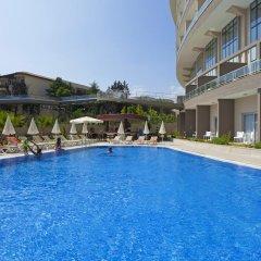Justiniano Club Park Conti – All Inclusive Турция, Окурджалар - отзывы, цены и фото номеров - забронировать отель Justiniano Club Park Conti – All Inclusive онлайн бассейн