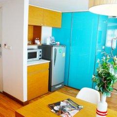 I Residence Hotel Silom 3* Полулюкс с различными типами кроватей фото 8