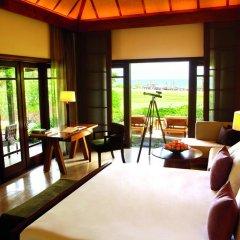 Отель Shanti Maurice Resort & Spa 5* Вилла Делюкс с различными типами кроватей фото 6