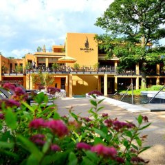 Отель Bambara Hotel Premium Венгрия, Силвашварад - отзывы, цены и фото номеров - забронировать отель Bambara Hotel Premium онлайн фото 3