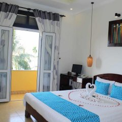 Hai Au Boutique Hotel & Spa 3* Улучшенный номер с двуспальной кроватью фото 4