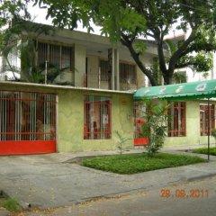 Tamarindo hostel парковка
