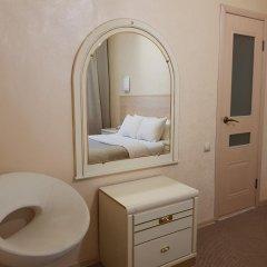 Гостиница Стригино Стандартный номер двуспальная кровать