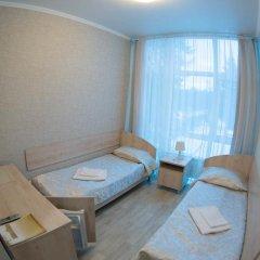 Гостиница Солнечная Стандартный номер с разными типами кроватей фото 36