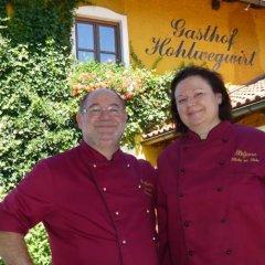Отель Gasthof Hohlwegwirt Халлайн фото 3