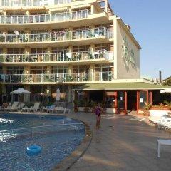 Апартаменты Tomi Family Apartments Солнечный берег пляж