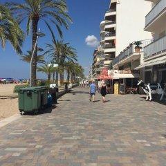 Отель Calafell Sant Antoni Испания, Калафель - отзывы, цены и фото номеров - забронировать отель Calafell Sant Antoni онлайн пляж