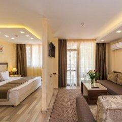 Отель Venus Болгария, Солнечный берег - отзывы, цены и фото номеров - забронировать отель Venus онлайн комната для гостей фото 13