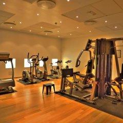 Отель Scandic Parken Норвегия, Олесунн - отзывы, цены и фото номеров - забронировать отель Scandic Parken онлайн фитнесс-зал фото 2