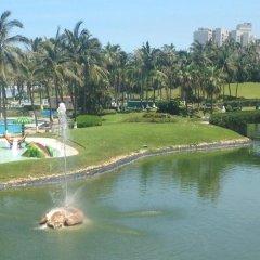 Отель Condominio Mayan Island Playa Diamante Апартаменты с различными типами кроватей фото 21