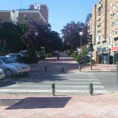 Апартаменты Madrid Studio Apartments парковка