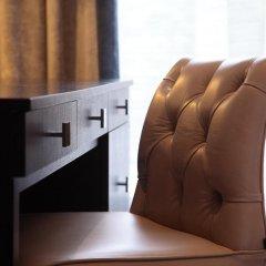 Hilton Glasgow Grosvenor Hotel 4* Номер Делюкс с двуспальной кроватью фото 7