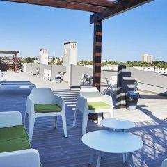Отель AlvorMar Apartamentos Turisticos Портимао бассейн фото 2