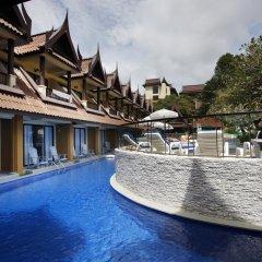 Отель Diamond Cottage Resort And Spa 4* Улучшенный номер фото 7
