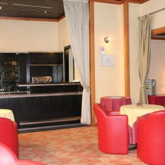 SantAmbroeus hotel интерьер отеля