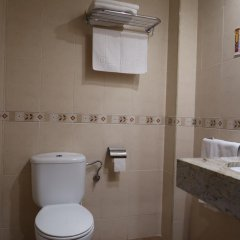 Hotel Fonda El Cami ванная фото 10