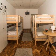 Хостел Архитектор Кровать в общем номере с двухъярусной кроватью фото 20