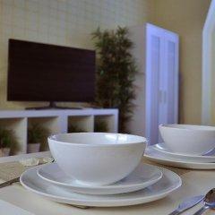 Апартаменты Apartment On Lermontova Студия с различными типами кроватей фото 4