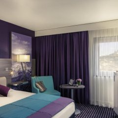 Отель Mercure Marseille Centre Vieux Port 4* Стандартный номер с различными типами кроватей фото 2