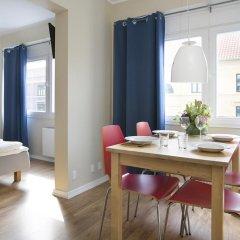 Hotel Copenhagen Apartments 2* Студия с различными типами кроватей