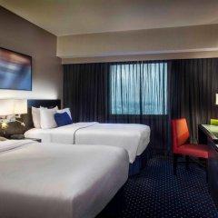 Отель Courtyard New York JFK Airport США, Нью-Йорк - отзывы, цены и фото номеров - забронировать отель Courtyard New York JFK Airport онлайн комната для гостей фото 4