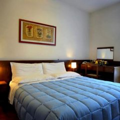 Отель Albergo Romagna 2* Стандартный номер фото 7