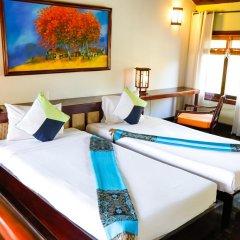 Отель le belhamy Hoi An Resort and Spa 4* Стандартный номер с различными типами кроватей фото 11
