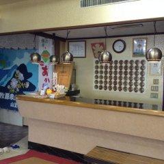 Hotel Sanokaku Минамиогуни интерьер отеля