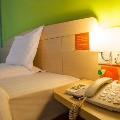 Отель 7 Days Inn - Xian Railway Station East Plaza Branch Сиань комната для гостей