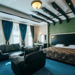 Отель Троя Краснодар комната для гостей фото 5